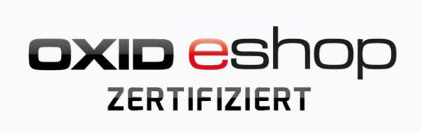 Oxid eshop zertifiziert