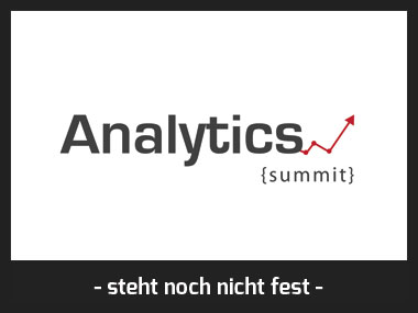 Analytics Summit Hamburg